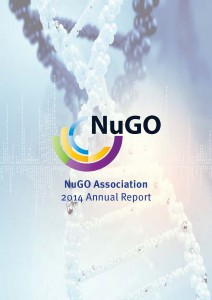 Front page NuGO2014 Annual Report LQ