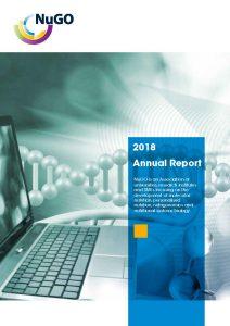 NuGO2018 Annual Report